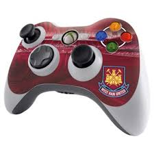 West Ham Duvet Cover Buy Intoro West Ham Fc Xbox 360 Controller Skin From Our All