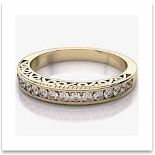 classic rings bands images Vintage wedding rings infusing old world charms in modern styles jpg