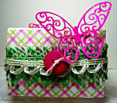 busy with the cricky butterfly gift box