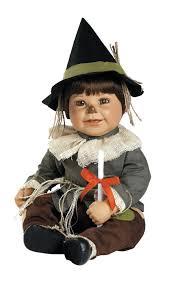 baby wizard of oz costume adora wizard of oz scarecrow toddler baby doll ebay