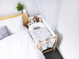 Bed Side Cribs Snuzpod 3 In 1 Bedside Crib Review
