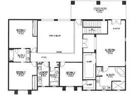 House Blueprint by House 19753 Blueprint Details Floor Plans
