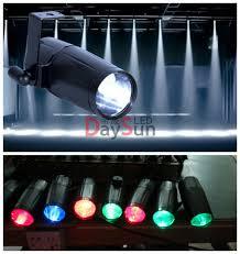 new arrival sale dj light 3w led pinspot lights green blue