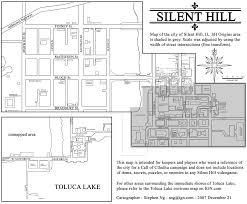 Destiny Mall Map Silent Hill Toluca Lake Environs Map