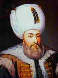 Ottoman Ruler Sultan Süleyman Known As The Magnificent In The West And Kanuni