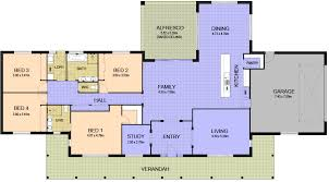 All In The Family House Floor Plan Country Home Design U2013 Enjoy The Perfect Day Every Day
