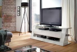 Design Of Lcd Tv Cabinet Living Room Trendy Varnished Hardwood Modern Glass Shelves Lcd