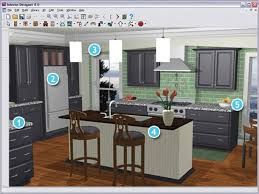 Free Online Kitchen Design Planner Kitchen Kitchen Remodel Tool On Kitchen With Regard To Online