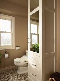 tips and tricks in storing bathroom necessities with bathroom