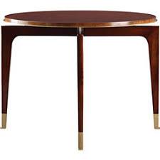 baker furniture game table center tables modern living room furniture accessories baker