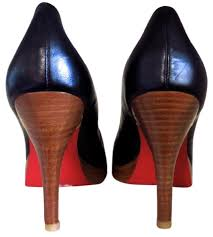 jeffrey campbell black red sole classic heels by platforms size us