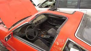 junkyard car quotes junkyard gem datsun by nissan edition 1988 nissan 300zx autoblog