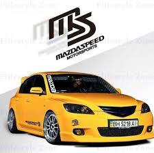 Online Get Cheap Mazdaspeed Decal Aliexpress Com Alibaba Group