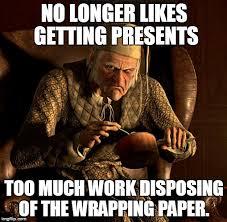 meme wrapping paper scumbag scrooge meme generator imgflip