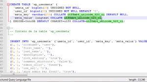 Mysql Change Table Collation Fix Lỗi Import Data Mysql 40101 Set Names Utf8mb4