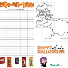 33 fun and free halloween printables tip junkie