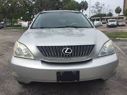 lexus is 330 for sale 2005 lexus rx 330 in fl cars 4 you