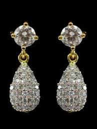 ear rings american diamond earrings d34 ae23 cilory