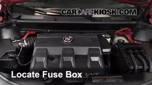 cadillac srx engine replace a fuse 2010 2016 cadillac srx 2011 cadillac srx 3 0l v6