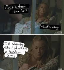 The Walking Dead Funny Memes - image beth funny meme boyfriend jpg walking dead wiki fandom