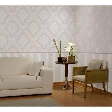 Grey Wallpaper Living Room Uk Henderson Interiors Chelsea Glitter Stripe Wallpaper Soft Grey