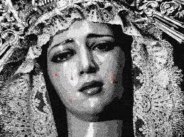 imágenes religiosas que lloran sangre vírgenes y santos que lloran y sangran las cosas que nunca