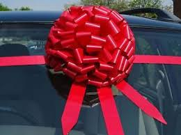 big present bow large bow for car big gift bow all colours superfast dispatch