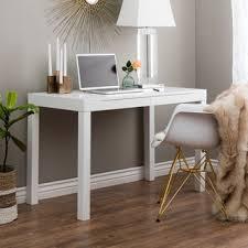 Overstock Office Desk Altra Parsons White Laptop Writing Desk White Laptop Writing