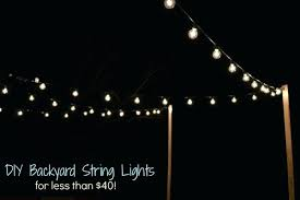 String Lights Outdoor Walmart Outdoor String Lights Led Globe Walmart Canada Sociallinks Info