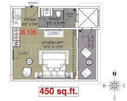 Studio Loft Apartments 450 Sq Ft Floor Plans Pruthvi Group Pruthvi Privada Floor Plan Pruthvi Privada