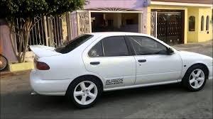 nissan cars sentra nissan sentra b14 tuning cars youtube