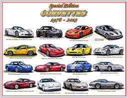 special edition corvette special edition corvettes 1978 to 2013 by k teeters