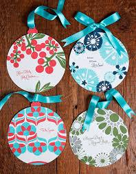 louella press ornament cards paper crave
