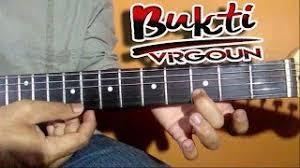 tutorial gitar lagu virgoun bukti tutorial gitar virgoun bukti part 2 lesson lagu petikan dan