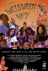 halloween party extra large movie poster image imp awards