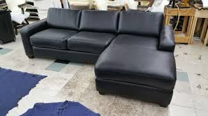 Spencer Leather Sectional Living Room Furniture Collection Outlet Store U2039 U2039 The Leather Sofa Company