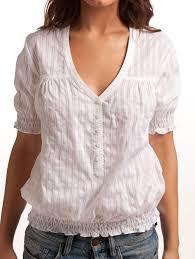 womens cotton blouses cotton blouses on sale lace henley blouse