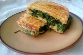 Spanakopita Grilled Cheese Recipe on Food52