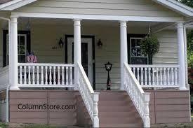 round porch columns wooden 10 wood teamns info