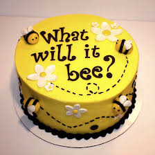 what will it bee baby shower baking company cakes baby and children