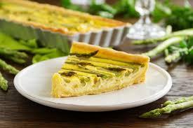 cuisine asperge bhojanalay tarte aux pointes d asperges asparagus quiche bhojanalay