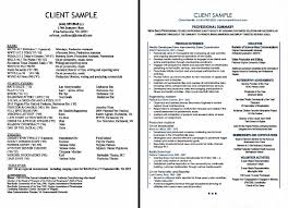 Best Resume Of The Year by Revised Resume Resume For Your Job Application