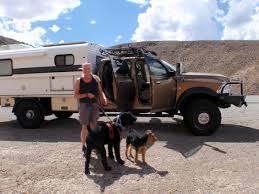 dog hunting truck alaskan camper build up page 87 expedition portal