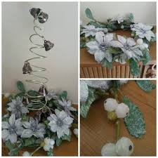 Country Baskets Country Baskets Festive Face Off Diy Christmas Decoration