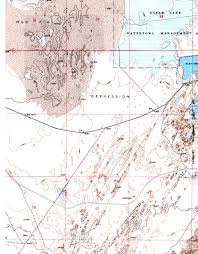 Ut Dallas Map by Examples Of Topographic Maps