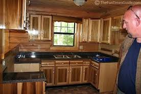 log cabin kitchen cabinets impressive cabin kitchen cabinets bloomingcactus me log