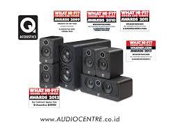 best home theater speaker package audio centre yamaha rx v575 u0026 q acoustics 2020i cinema 7 1 ch