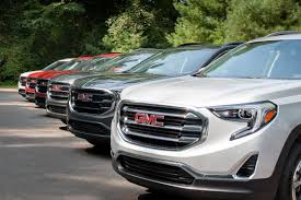 gmc jeep competitor 2018 gmc terrain our review cars com