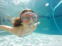 behind the scenes sun magazine underwater photo shoot loversiq
