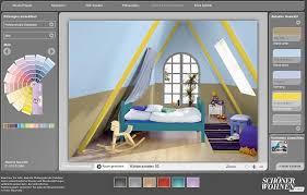 kinderzimmer farblich gestalten so funktioniert der schöner wohnen farbdesigner schöner wohnen